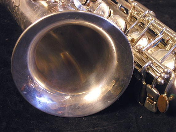 Selmer Silver Plate Balanced Action Alto - 32611 - Photo # 13