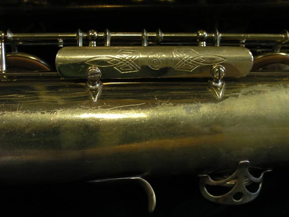 Selmer Lacquer Super Balanced Action Bari - 51568 - Photo # 25