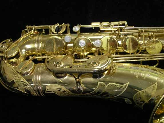 Selmer Lacquer Mark VI Tenor - 133726 - Photo # 2