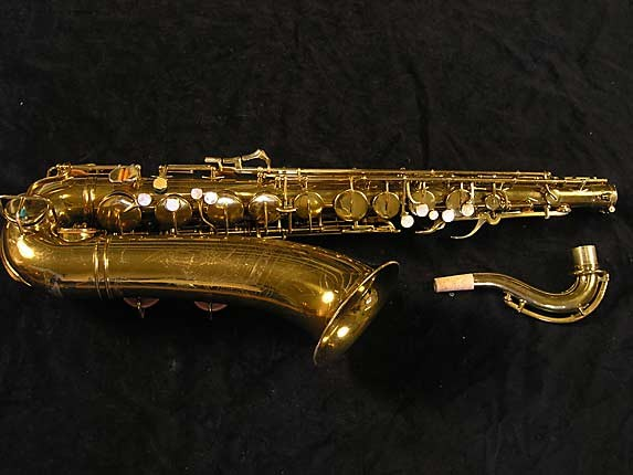 Buescher Lacquer Aristocrat Series I Tenor - 292649 - Photo # 1