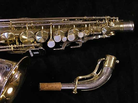 King Silver-Sonic Super 20 Alto - 385458 - Photo # 5