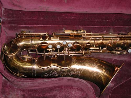 King Lacquer Zephyr Tenor - 179627 - Photo # 2