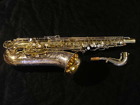 King Silver-Sonic Super 20 Tenor - 379622 - Photo # 1