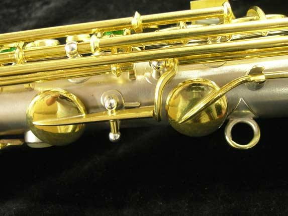 Conn Dual Tone Chu Berry Alto - 212054 - Photo # 9