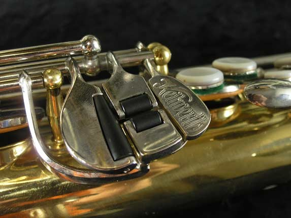 Keilwerth Lacquer New King Special Tenor - 46941 - Photo # 8