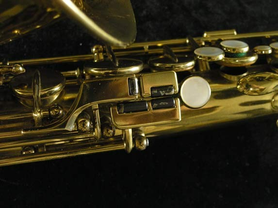 Selmer Lacquer Super Alto - 17161 - Photo # 8