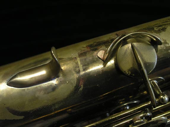 Selmer Lacquer Super Balanced Action Bari - 51568 - Photo # 26