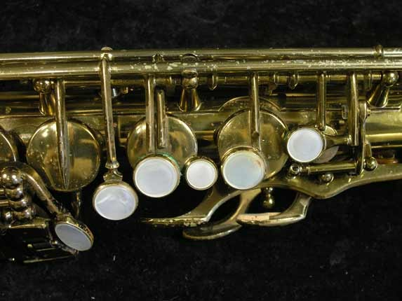Selmer Lacquer Mark VI Alto - 59546 - Photo # 8