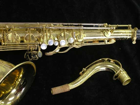 Selmer Lacquer Mark VI Tenor - 133726 - Photo # 3