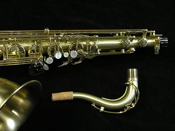 Selmer Matte Super Action 80 serie III Tenor - 627600 - Photo # 4