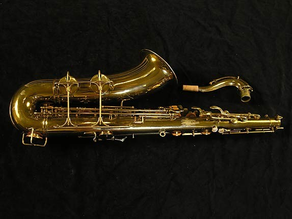 Buescher Lacquer Aristocrat Series I Tenor - 292649 - Photo # 2