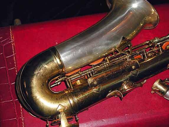 King Silver-Sonic Super 20 Alto - 320668 - Photo # 6