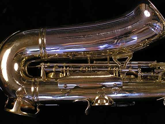 King Silver-Sonic Super 20 Alto - 385458 - Photo # 6