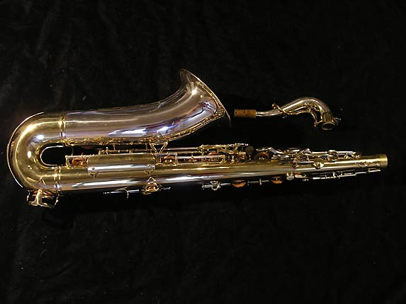 King Silver-Sonic Super 20 Tenor - 379622 - Photo # 2