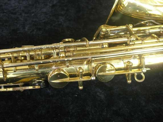 Selmer Lacquer Mark VI Alto - 149107 - Photo # 11