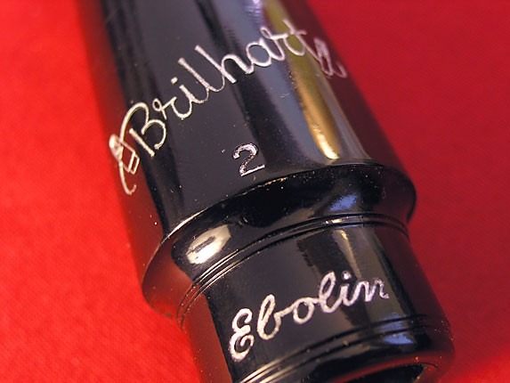 Brilhart Carlsbad Tenor - Ebolin - 24609 - Photo # 6