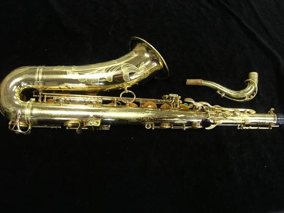 Selmer Lacquer Mark VI Tenor - 133726 - Photo # 4