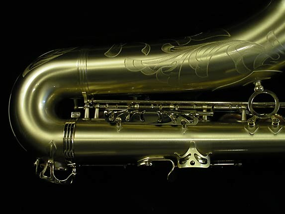 Selmer Matte Super Action 80 serie III Tenor - 627600 - Photo # 5