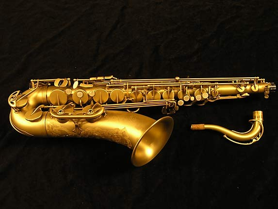 Selmer Custom Engraved Reference 54 Tenor - 640093 - Photo # 1