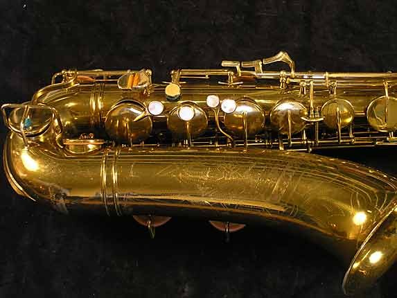 Buescher Lacquer Aristocrat Series I Tenor - 292649 - Photo # 3