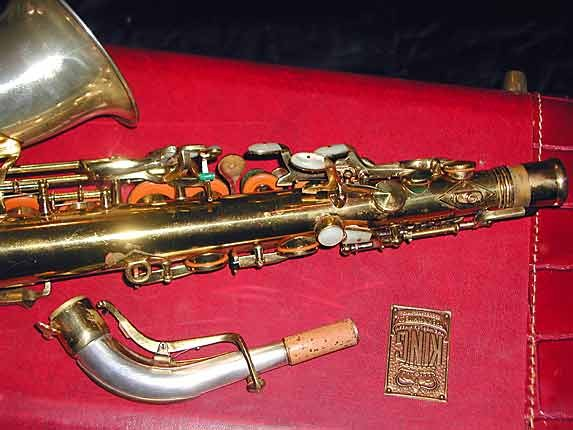 King Silver-Sonic Super 20 Alto - 320668 - Photo # 7