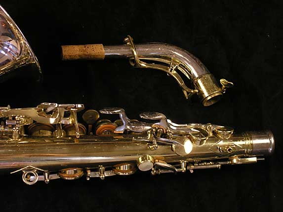 King Silver-Sonic Super 20 Alto - 385458 - Photo # 7