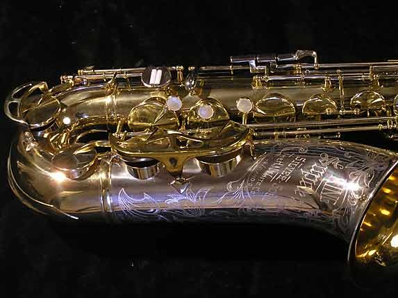 King Silver-Sonic Super 20 Tenor - 379622 - Photo # 3