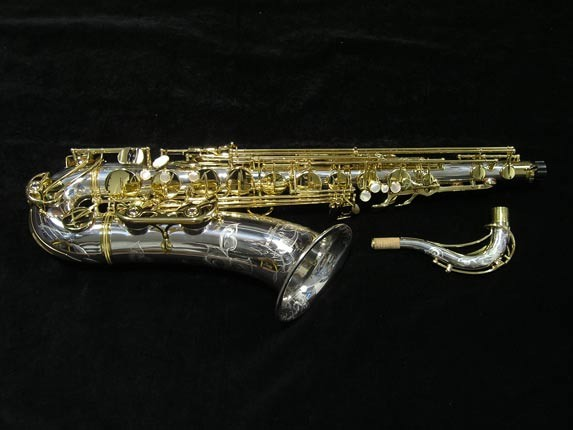 Yanagisawa Sterling Silver T-9937 Tenor - 00249330 - Photo # 1