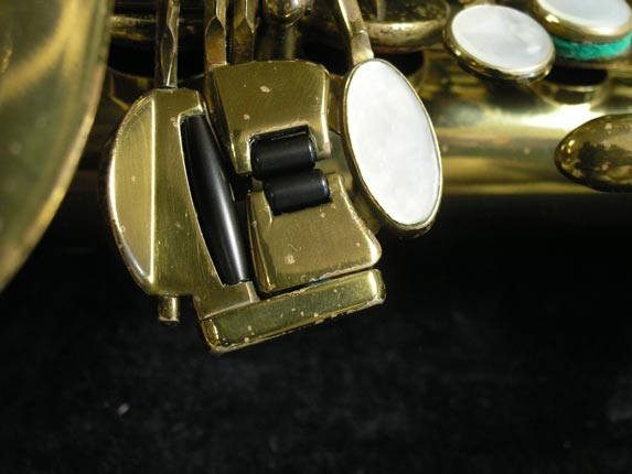 Selmer Lacquer Mark VI Alto - 59546 - Photo # 10