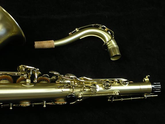 Selmer Matte Super Action 80 serie III Tenor - 627600 - Photo # 6