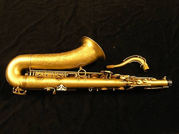 Selmer Custom Engraved Reference 54 Tenor - 640093 - Photo # 2