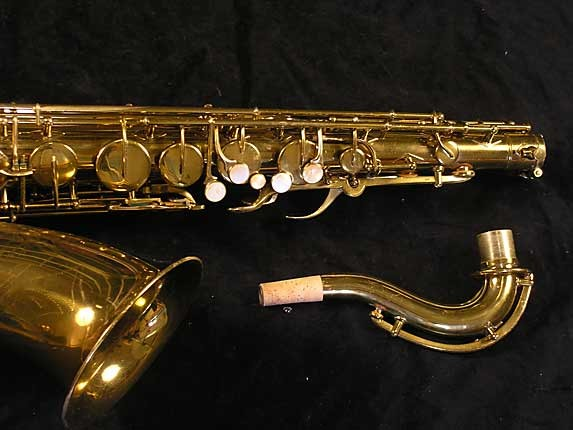 Buescher Lacquer Aristocrat Series I Tenor - 292649 - Photo # 4
