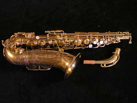 Martin Gold Plate Committee II Alto - 129757 - Photo # 1