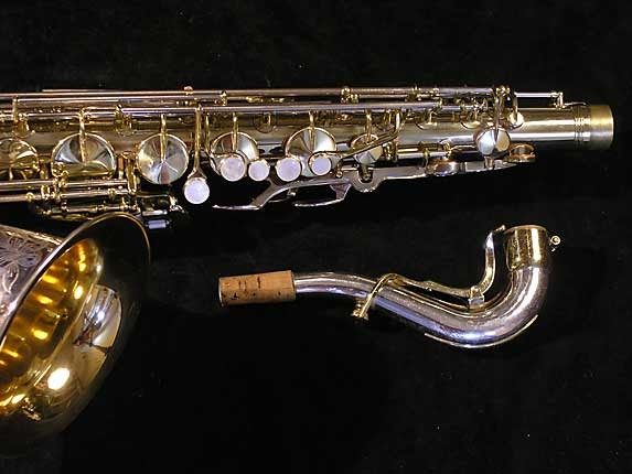 King Silver-Sonic Super 20 Tenor - 379622 - Photo # 4