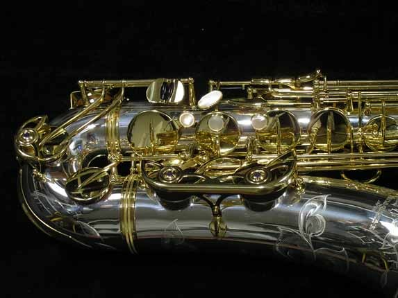 Yanagisawa Sterling Silver T-9937 Tenor - 00249330 - Photo # 2