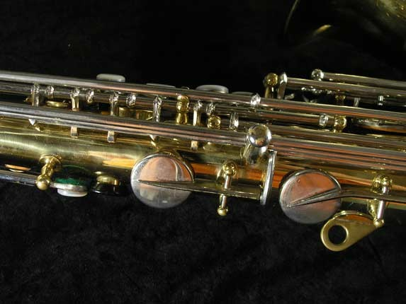 Keilwerth Lacquer New King Special Tenor - 46941 - Photo # 11