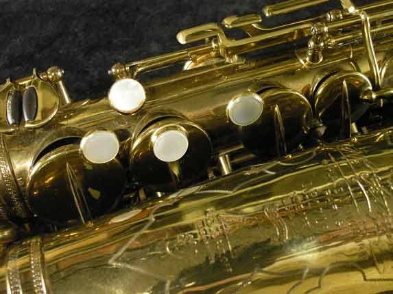 Selmer Lacquer Super Alto - 17161 - Photo # 11