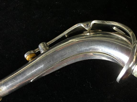Selmer Silver Plate Mark VI Alto - 76835 - Photo # 24