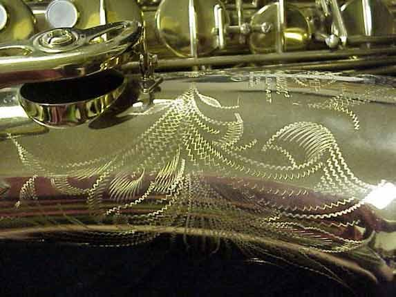 Selmer Lacquer Mark VI Tenor - 101021 - Photo # 11