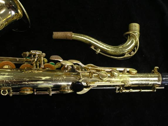 Selmer Lacquer Mark VI Tenor - 133726 - Photo # 6