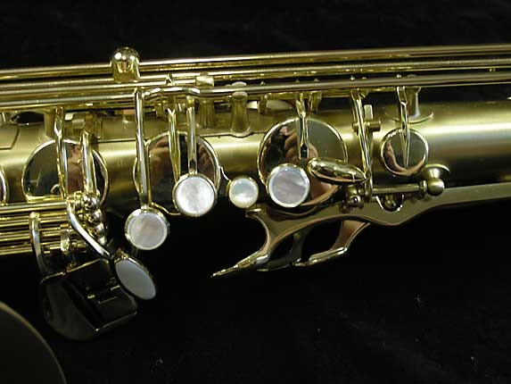 Selmer Matte Super Action 80 serie III Tenor - 627600 - Photo # 7