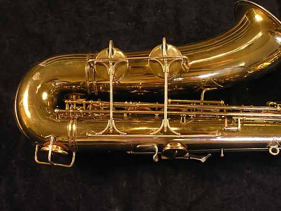 Buescher Lacquer Aristocrat Series I Tenor - 292649 - Photo # 5