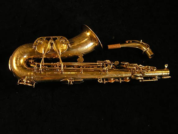 Martin Gold Plate Committee II Alto - 129757 - Photo # 2