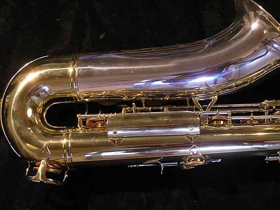 King Silver-Sonic Super 20 Tenor - 379622 - Photo # 5
