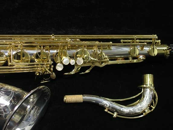 Yanagisawa Sterling Silver T-9937 Tenor - 00249330 - Photo # 3