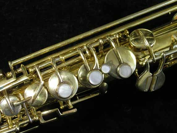 "Conn ""New Wonder"" Gold Plate Soprano - 139580 - Photo # 10"
