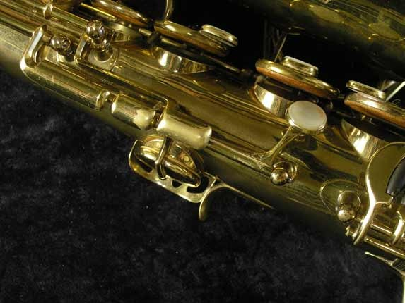 Selmer Lacquer Super Alto - 17161 - Photo # 12