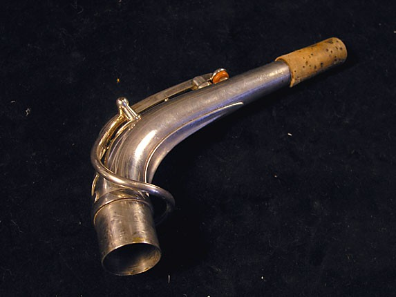 Selmer Silver Plate Balanced Action Alto - 32611 - Photo # 18