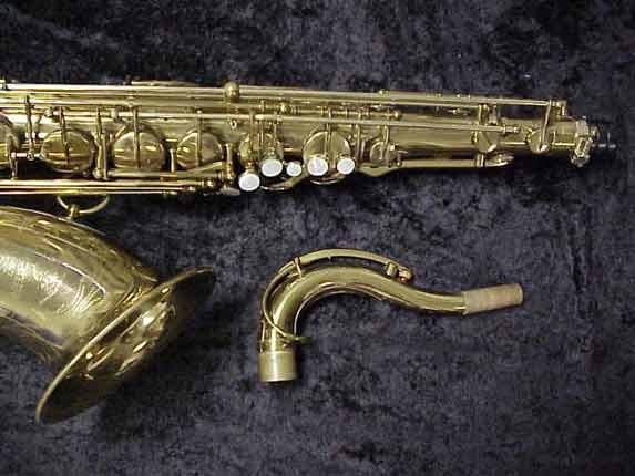 elmer Lacquer Super Balanced Action Tenor - 52084 - Photo # 3