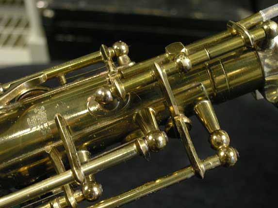 Selmer Lacquer Mark VI Alto - 59546 - Photo # 12